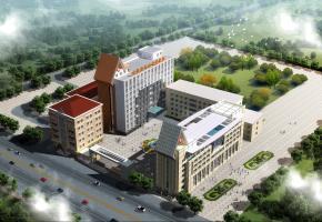 呼伦贝尔市中蒙医院
