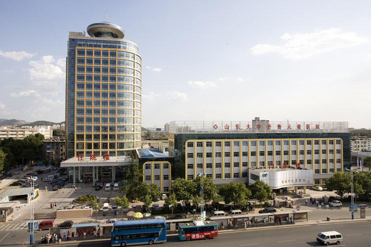 山东大学齐鲁儿童医院医院介绍图片
