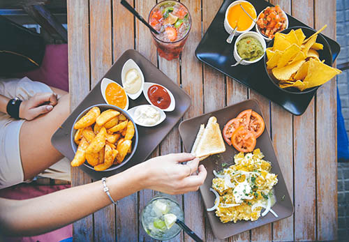 十种食物让你身体轻松起来