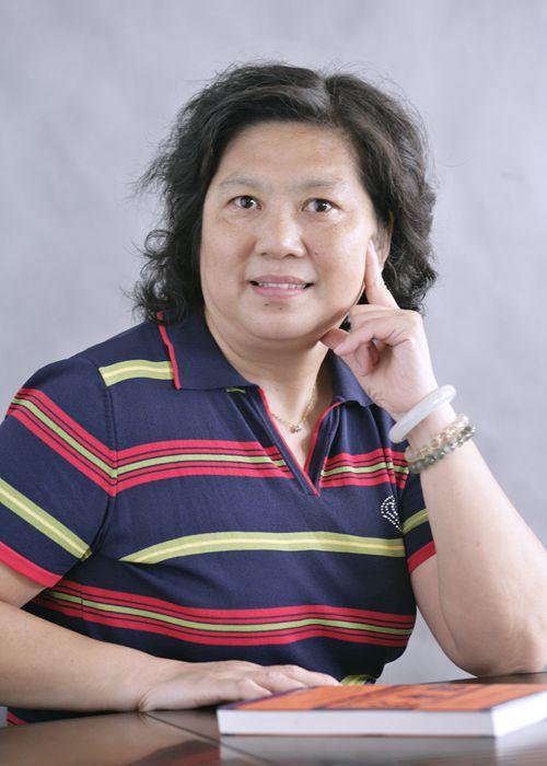 服装设计师王玲