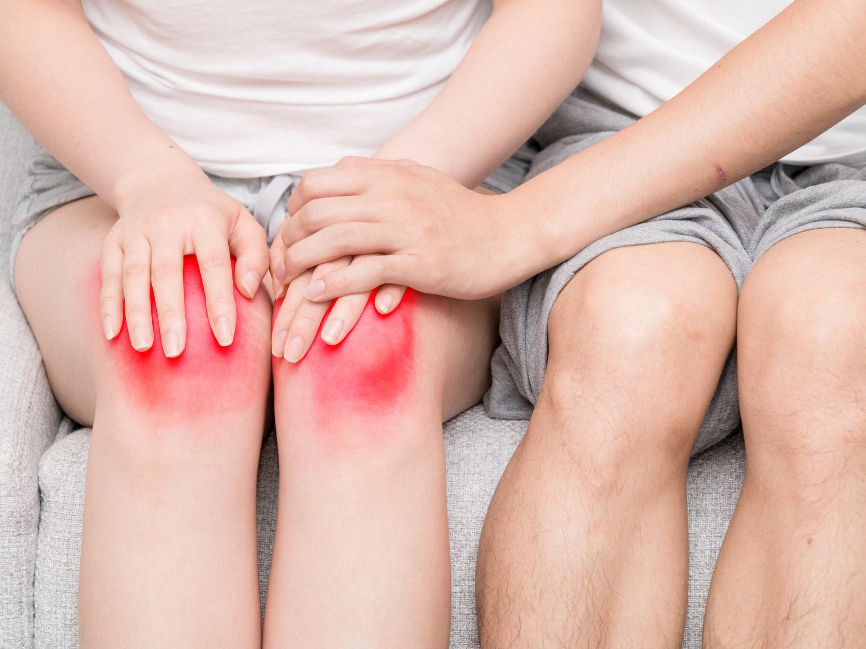 你的膝关节退化了吗?3个动作自测膝盖健康