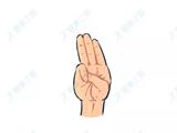这个手指动作据说90%的人都做不到,你行吗?
